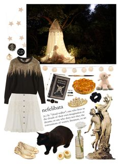 """""""childhood dreams"""" by mad-olive ❤ liked on Polyvore featuring Izabel London, MICHAEL Michael Kors, Melinda Maria, Daphne, Epoque, American Apparel, Swarovski, Ann Demeulemeester, F and Cultural Intrigue"""