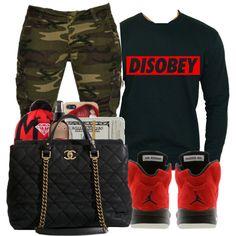 """~ Disobey ~"" by mindlesscupkake421 on Polyvore"