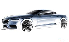 Volvo Concept Coupé  http://cloud.idealershipmag.com/go/volvo_colchester_kronika_winter/