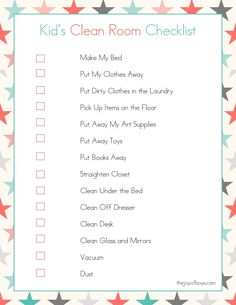 Bathroom Cleaning Checklist For Kids – Decor Dıy Cleaning My Room, House Cleaning Checklist, Cleaning Schedules, Weekly Cleaning, Bedroom Cleaning Tips, Spring Cleaning Tips, Cleaning Calendar, Deep Cleaning Checklist, Daily Checklist