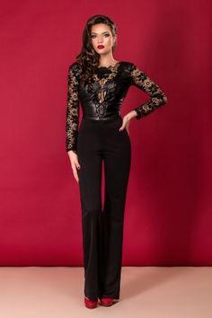 captură soiuri largi site de renume Salopeta PrettyGirl Gaudy Mint | Fashion | Jumpsuit, Fashion, Bare ...