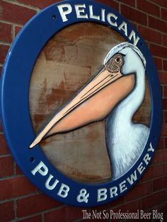Pelican Pub & Brewery right on the coast at Pacific City, Oregon. Great brews and seafood! We ate here in 2012 with Kathy W
