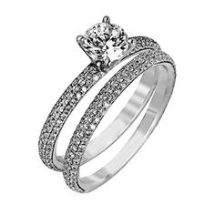 DreamJewels 6MM Channel Set 1.00 Ct Round Shape Brilliant Cut White Simulated Diamond Single Row Fancy Mens Wedding Band Ring in 14K Rose Gold Fn Alloy
