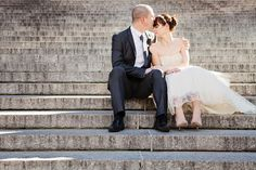 New York wedding photography with plenty of awesome surprises from Pennace Photography | Offbeat Bride
