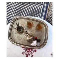 Oriental Tea Time // . . #tea #teatime #oriental #moroccan #jaffa #israel #love #lifestyle #blog #tlv