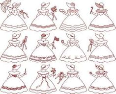 free redwork embroidery patterns