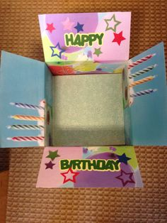 Deployment care package #7: Happy Birthday box number 2!!