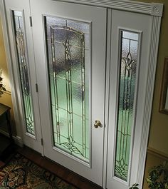 "Like this door? Live near Glen Ellyn, IL? Call Ultimate Home Solutions for a free in-home estimate at Recipient of the Better Business Bureau ""Complaint Free Award""."