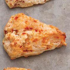 Pimiento Cheese Scones Recipe | MyRecipes.com