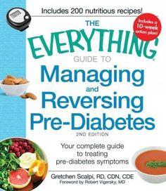 Your ten-week plan to avoid the onset of diabetes! A diagnosis of pre-diabetes…