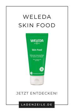Entdecke Produkte von Weleda Skin Food auf LadenZeile und pflege trockene mit dem beliebten Klassiker aus der Naturkosmetik. Pflanzenauszüge aus Stiefmütterchen, Rosmarin, Kamille und Calendula wirken beruhigend auf die Haut. Stöbere jetzt und entdecke Skin Food von Weleda und die schnell einziehende Feuchtigkeitspflege Skin Food Light für Gesicht und Körper! #weleda #weledaskinfood #skinfood #skinfoodweleda #hautpflege #gesichtspflege #pflegecreme #gesichtscreme #naturkosmetik Weleda Skin Food, Beauty Secrets, Personal Care, Face Beauty, Beauty Routines, Skincare Routine, Products, Self Care, Personal Hygiene