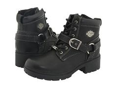 Harley davidson women's tegan motorcycle boot