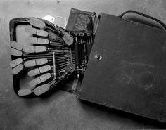 Industrial Artifacts:  Terry Evans
