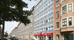 Hotel Copenhagen København This central Copenhagen hotel is conveniently located just 400 metres from Islands Brygge Metro Station and 1 km from the IT University of Copenhagen.  Hotel Copenhagen's bright rooms have a TV and either private or shared bathroom.
