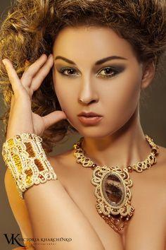 фотограф Виктория Харченко  стилист Алена Дорофеева  украшения Юлия Логвинова  модель Яна Райн