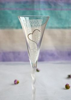 Check out this item in my Etsy shop https://www.etsy.com/uk/listing/270804258/wedding-champagne-glasses-toasting