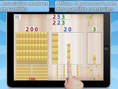 Les Nombres Montessori - Apprendre les bonnes bases en maths - Les nombres Montessori propose aux enfants âgés de 3 à 7 ans des activités soigneusement conçues de manière à forger des bases solides en mathématiques.