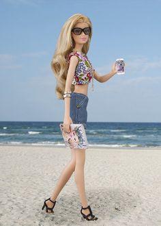 Barbie ropa y accesorios: Verano 2015 - S1