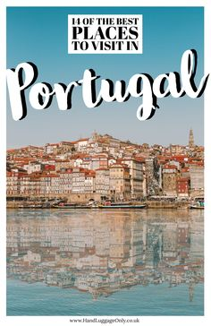 14 Best Places In Portugal To Visit This Year Portugal is one epic country to explore and, possibly, one of the most gorgeous countries in Europe! Now, I know, that's a pretty mean feat to say but there are so many places in Portugal Top Travel Destinations, Europe Travel Tips, Best Places To Travel, European Travel, Cool Places To Visit, Travel Usa, Places To Go, Travel Advice, Nice Travel