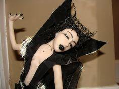 my dark lily legend pose 3 by phairee004 on deviantART