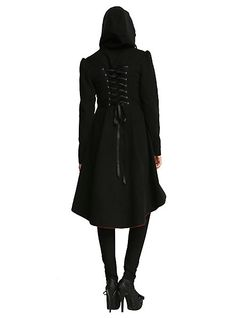 American Horror Story: Coven Witch Coat - Back