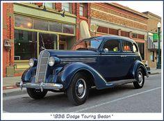 1936 Dodge Touring Sedan