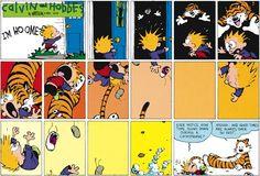 Calvin and Hobbes Comic Strip, November 25, 2012 on GoComics.com