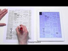 ▶ TouchTools [CMU/Qeexo] - YouTube