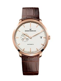 GIRARD-PERREGAUX 1966 - Rose Gold - Small seconds and Date