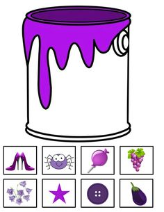 "Детские игры для малышей ""ЦВЕТА"" Color Activities For Toddlers, Preschool Colors, Kids Activity Books, Preschool Learning Activities, Activities For Kids, Apple Coloring Pages, Paint Themes, Color Games, Montessori Materials"