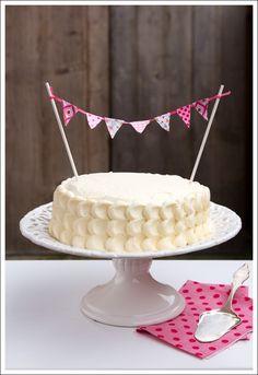 lemon celebration cake baking