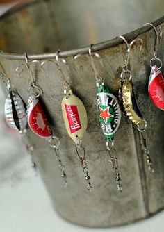 60 fishing lures diy homemade how to make bottle caps