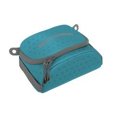 Sea to Summit Travelling Light Padded Soft Cell (1 Liter/Pacific Blue) ** Details can be found by clicking on the image.
