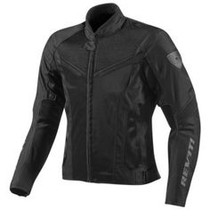 This summer sport bike jacket is cool all the way through. The REVIT GT-R Air Jacket breathes well, comes with built-in safety features and is smartly styled...