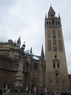 A taste of Sevilla for you all!