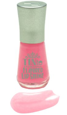 TINte cosmetics Travel sized Flavored lip gloss. Double Bubble is our Bubble Gum flavored Lip gloss. Enriched with Shea butter, best lip gloss for chapped lips! #flavoredlipgloss #shea butter #best lip gloss for chapped lips