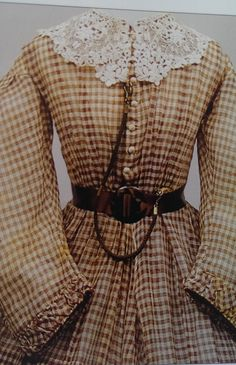 1860s woven hair chain and watch
