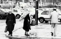 pastsilesia: Przedsiębiorczość (Rynek, Katowice, początek lat 90)