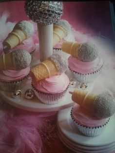 Karaoke Cupcakes #cupcakes