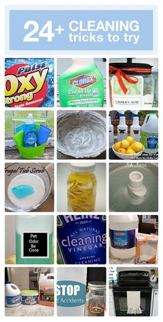 24 DIY cleaning trick that really work!