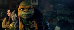 Teenage Mutant Ninja Turtles: Out of the Shadows: Trailer Photos. Mikey