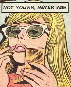 - Ghoul Scout - Rectangular speech box #comicart