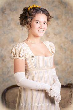 So Beautiful - Regency Era Regency Dress, Regency Era, 17th Century Fashion, 1800s Fashion, St Just, Historical Costume, Historical Dress, Medieval Costume, Empire Style