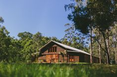 Looking for a camping wedding venue near Brisbane? Gordon country is not only stunning and secluded but offers a custom built barn and beautiful cabins.