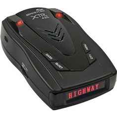 Laser/Radar Detector with Red OLED Display  Whistler XTR-435  PRICE DROP!    Free Shipping    #laser #radar #detector #Red   PRICE: $86.02