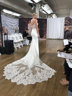 96023168a0 Calla Blanche Bridal Gown. Visit Bridal Reflections for more information. Bridal  Reflections