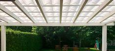 tejas traslucidas - Buscar con Google Porches, Windows, Outdoor Decor, Google, Home Decor, Gardens, Plastic Roof Tiles, Garden Layouts, Tropical Gardens