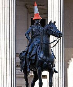 Duke of Wellington Statue, Glasgow