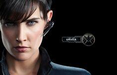 Cobie Smulders es Agente Maria Hill en Los Vengadores.