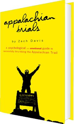 A great Appalachian Trail book. Learn how to successfully hike the trail and keep your wits about you.